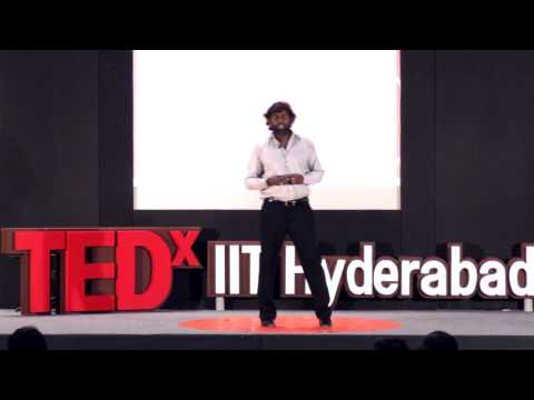 The world through the eyes of a Cinematographer | KK Senthil Kumar | TEDxIITHyderabad