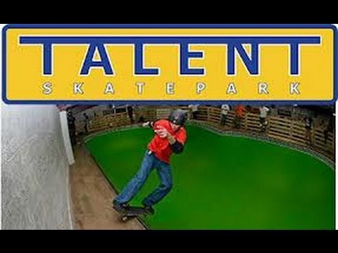 Talent Skatepark Tour