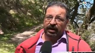 تقرير القناة التانية حول موقع القرار بدوار القلعة بشفشاون