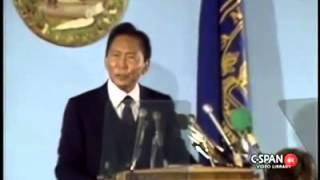Ferdinand (IN) United States  city pictures gallery : Ferdinand Marcos Speech