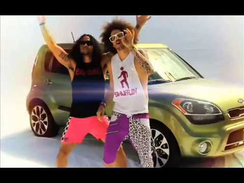 LMFAO ft. PSY, Jason Derulo, Bruno Mars & Justin Timberlake - Never Gonna be the Same