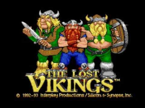 The Lost Vikings Amiga