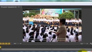 วิธีแก้ไขวิดีโอสั่น ด้วย Warp Stabilizer Adobe Premiere Pro CS6