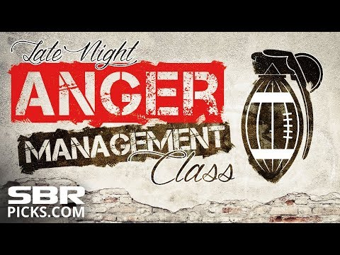 Late Night Anger Management | TNF Live Reactions & In-Game Betting Picks with Gabe Morency
