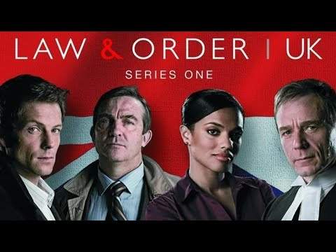 Law and Order UK Series 1 Episodes
