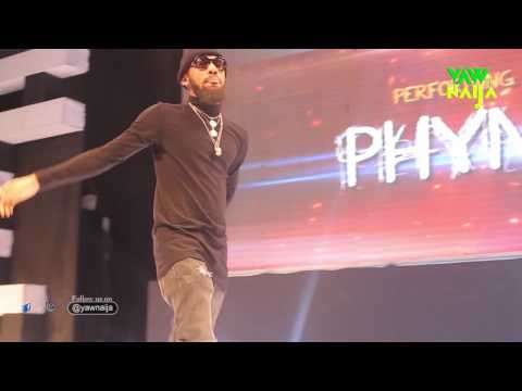 Olamide Reveals New Look as he performs with Phyno At Chronicles of Ushbebe  2017. Yadadi 7