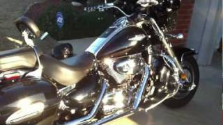 7. 2005 Suzuki Boulevard C90 1500cc with memphis shades batwing fairing FOR SALE!!!