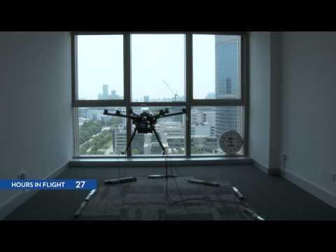 Гексакоптер DJI Spreading Wings S900 (DJI-S900)