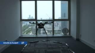 DJI - S900 72 Hour Test Flight (External Power)