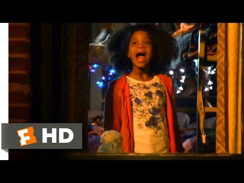 Annie (2014) - Maybe Scene (2/9) | Movieclips