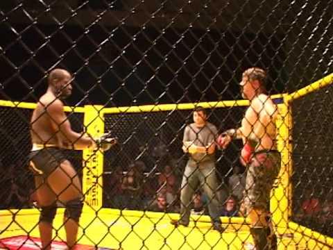 Wing Chun Fighter Shawn Obasi vs VT Wrestler