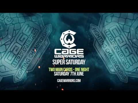 Promo | Cage Warriors 69: Super Saturday