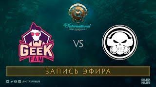 Geek Fam vs Execration, The International 2017 Qualifiers [Mila]