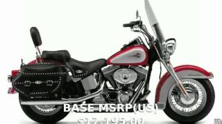 7. 2005 Harley-Davidson Softail Heritage Softail Classic - Features