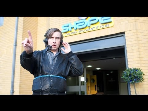 Alan Partridge: Alpha Papa Featurette