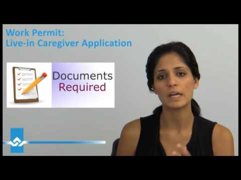 Live in Caregiver Application Video