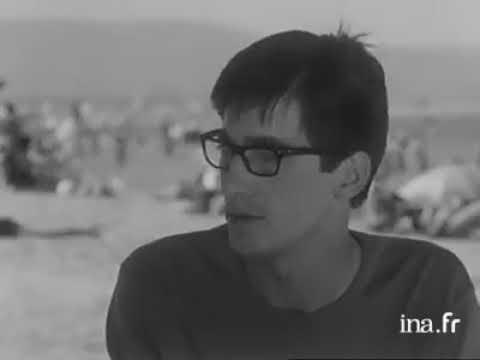 René Coll et son orchestre en 1964 sur la plage de Leucate