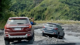 Ford SUV Experience with Off-Road in Philippine
