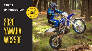 2. 2020 Yamaha WR250F Revealed! Here is what you need to know.