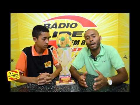Futebol de base de Laje ganha Copa do Brasil em Ibirapitanga e coordenador fala na Líder FM sobre tí