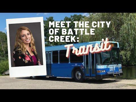 Meet the City of Battle Creek - Transit
