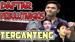 Download Video 5 Pemain Bulutangkis Paling Ganteng, Ada Jonatan Christie & Lee Yong Dae MP3 3GP MP4