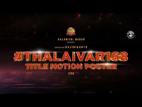 Annaatthe - Motion Poster Clip Latest