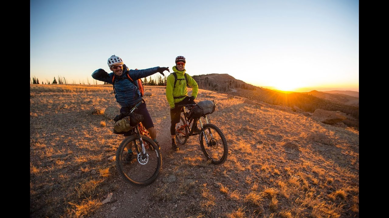Knobby Tired Nomads: Bikepacking the Utah High Country