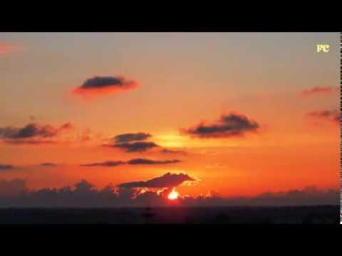 POR DO SOL em junho / Sunset in June (14.06.2015)