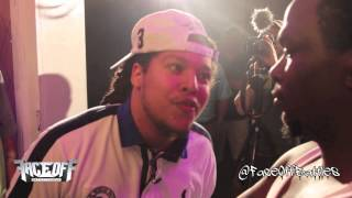 Face Off Battle League | Smoke Blaq vs. OC Mali