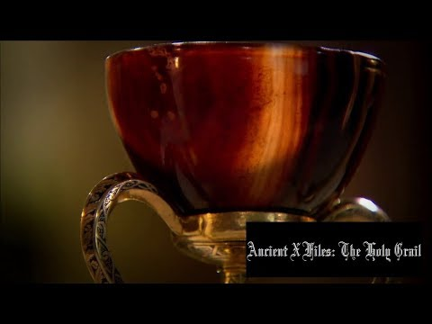 Ancient X Files: The Holy Grail