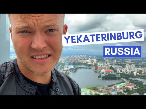 An Englishman in Yekaterinburg (Англичанин в Екатеринбурге)