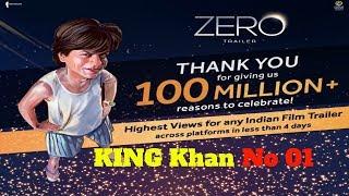 Video Zero | KING Khan No 01| Shah Rukh Khan | Aanand L Rai | Anushka | Katrina | 21 Dec 2018 MP3, 3GP, MP4, WEBM, AVI, FLV Desember 2018