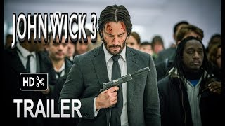 Video John Wick 3- Trailer # 1 (2019) Keanu Reeves Action Movie HD (fan made) MP3, 3GP, MP4, WEBM, AVI, FLV Agustus 2018