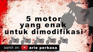 Video 5 motor yang enak untuk dimodifikasi MP3, 3GP, MP4, WEBM, AVI, FLV Desember 2018