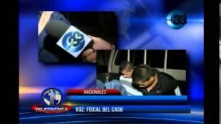 35 pandilleros MS detenidos en operativo