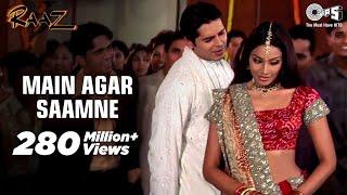 Tum Agar Saamne Aa Bhi Jaaya Karo - Wedding Song - Raaz - Dino Moreo&Bipasha