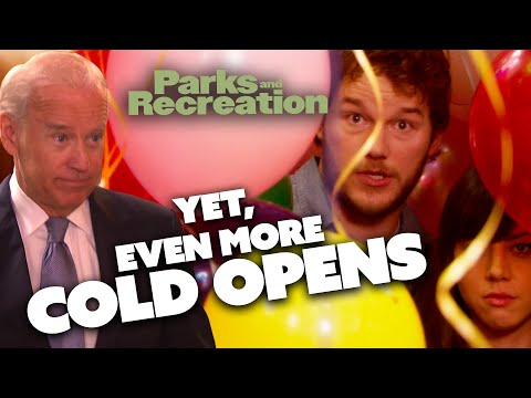 YET...EVEN MORE COLD OPENS | Parks and Recreation | Comedy Bites
