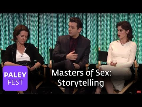 Lizzy Caplan - PaleyFest 2014: Masters of Sex's Michael Sheen talks about how television is currently the best medium for storytelling. Lizzy Caplan speaks about how this s...