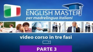 ENGLISH MASTER PART 3 (35003d) Video YouTube