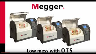 Megger OTS: How easy is it to use?
