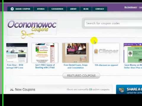 Create WordPress Coupon Site – Clipper Featured Coupons