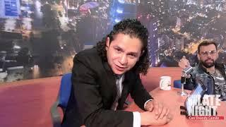 Entrevista A Enrique Crespo En Casi Un Late Night – Completa