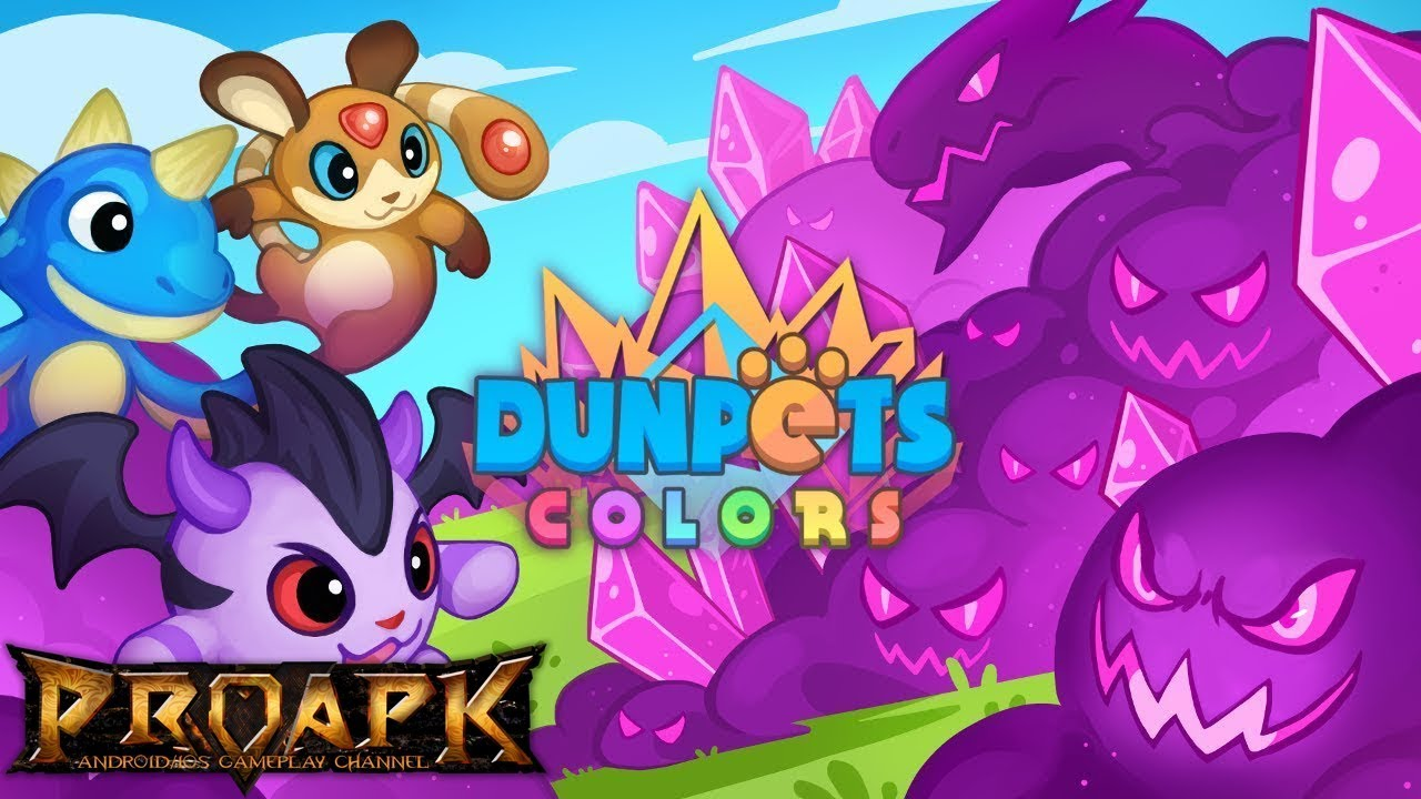 Dunpets Colors Premiere