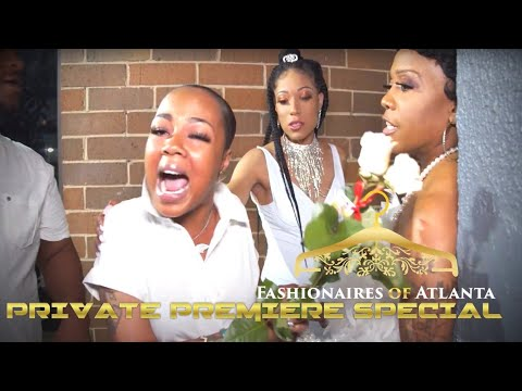 Fashionaires of Atlanta Season 2 Private Premiere Special| Premieres July 30th