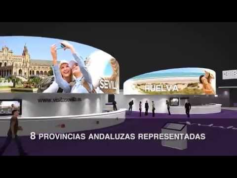 Presentación Stand de Andalucía - Fitur 2015