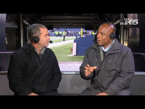 Warren Moon's first thoughts after Seahawks loss to Redskins - Nov. 5, 2017