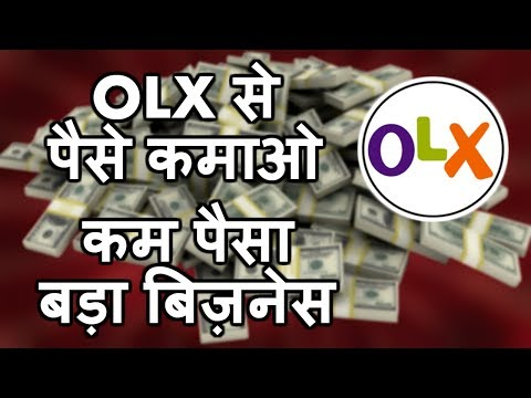 How to Earn Money From OLX  OLX Business Model  Make Money on OLX   Small Investment Big Income
