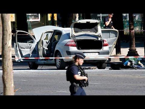 Παρίσι: Ζώντας με τον φόβο της τρομοκρατίας