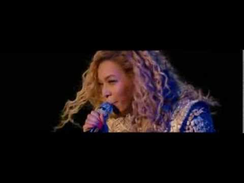 "Beyonce' Sings ""Resentment"" Live And Emotional"